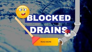 blocked drains what to do