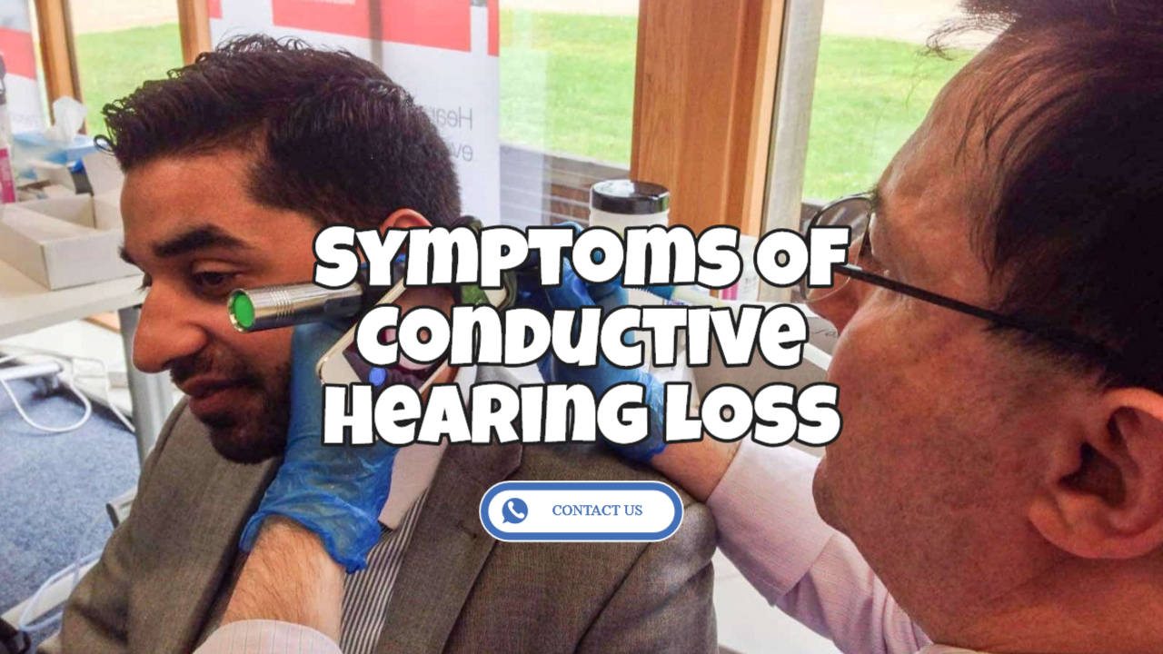 Cause of Conductive Hearing Loss